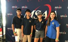 Golf Finishes Season with a Bang!