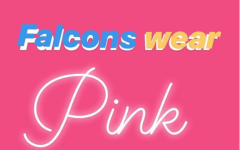 Falcons Wear Pink on Fridays