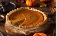Maria Marino Family Pumpkin Pie Recipe