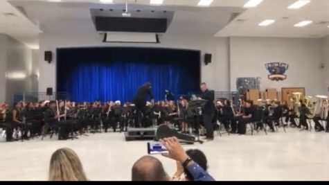 2019 FALCON COVE WINTER  BAND AND CHORUS CONCERT