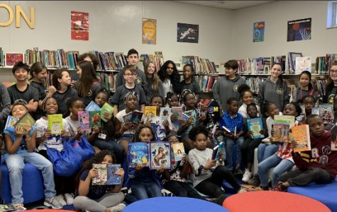Falcon Cove Book Lovers Give a Helping Hand