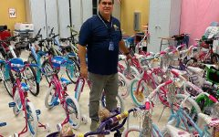 Latinos in Action's Bike Drive