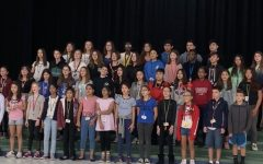 Falcon Cove's Chorus and Band Program Spreads Holiday Spirit During Their Winter Concerts