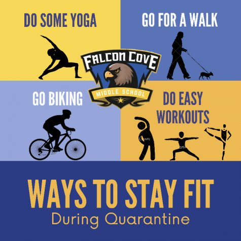 Ways to Stay Fit During Quarantine