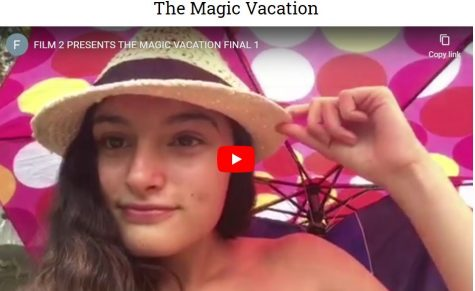 "The Magic VacationFILM 2 PRESENTS: THE MAGIC VACATION ""A compilation of over 60 adventures of students who traveled the world without leaving home."""