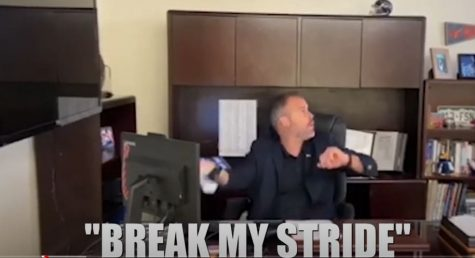 FCMS STAFF PRESENTS BREAK MY STRIDE