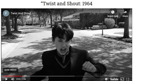 """Twist and Shout: 1964"