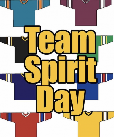 Team Spirit Day 1/15