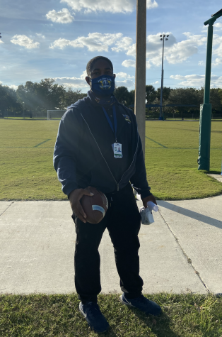 Exclusive Interview with Boys Flag Football Coach- Coach Tony Jones
