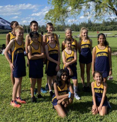 FCMS Cross Country Team!