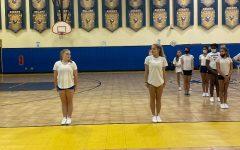 Falcon Cove Cheer Team